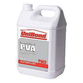 Unibond Contractors PVA 5Ltr