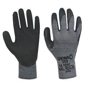 Showa 310 Original Builders Gloves Black