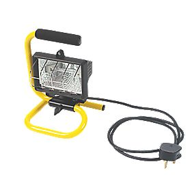 Portable Work Light 120W 240V