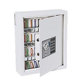 Phoenix Safe Company 48-Hook 48-Hook Key Cabinet Safe