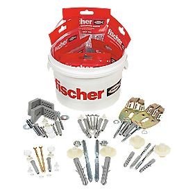 Fischer Sanitary Fixings Kit