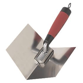 Marshalltown M23D Inside Corner Trowel with Durasoft Handle 10""