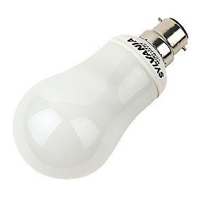 Sylvania Mini Lynx GLS Compact Fluorescent Lamp BC 15W