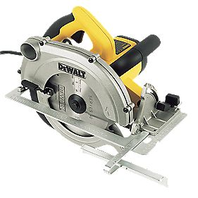 DeWalt D23650-GB 190mm Circular Saw 240V