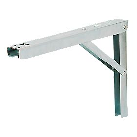 Adjustable Folding Bracket 400mm Pack of 2