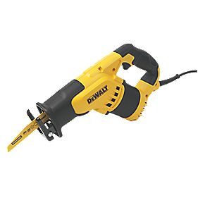 DeWalt DWE357K-LX 1050W Compact Reciprocating Saw 110V