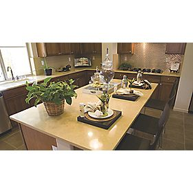 Apollo Slab Tech Kalahari Breakfast Bar 2000 x 900 x 30mm