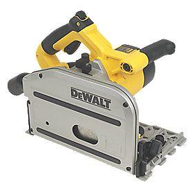 DeWalt DWS520K 165mm DOC Precision Plunge Saw 240V