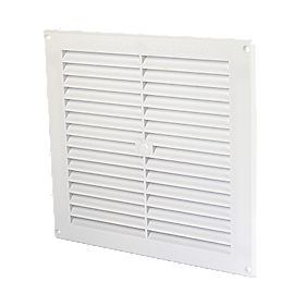 Map Vent Fixed Vent White 229 x 229mm