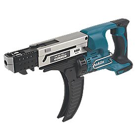 Makita BFR550Z 18V Li-Ion Cordless Auto-Feed Screwdriver - Bare