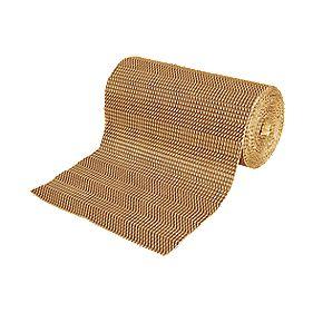 Duralay Luxury Carpet Underlay 100lb Waffle 9.15mm 10m² Red