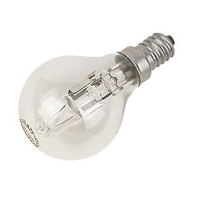 Sylvania Halogen Eco Ball Lamp SES 630Lm 42W