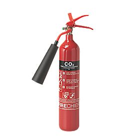 Firechief Fire Extinguisher Carbon Dioxide 2kg