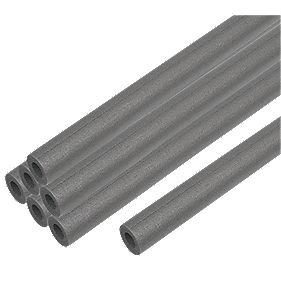 Economy Pipe Insulation 22mm x 1m Pack of 45