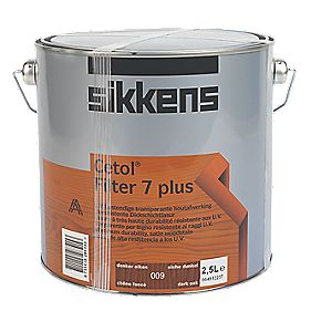 Cetol 7 Specialist Paint Dark Oak 2.5Ltr