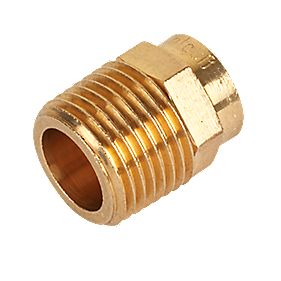 Yorkshire Endex Male Coupling N3 15mm x ½""
