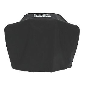 Swiss Grill Arosa / Icon 4-Burner Barbecue Cover Black