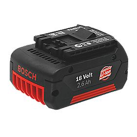 Bosch 18V 2.6Ah Li-Ion Slot-In Battery