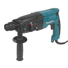 Makita HR2450A/1 2kg SDS Plus Drill with Tool Roll 110V