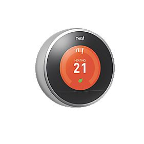 Nest T200377 Learning Programmable Room Thermostat
