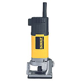 DeWalt DW670 340W Laminate Trimmer 240V