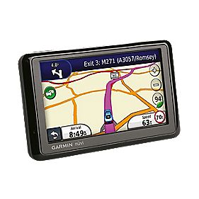 Garmin Nüvi 1310 SatNav with In-Built Rechargeable Li-Ion Battery