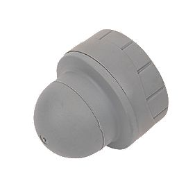 PolyPlumb Socket Ends 22mm Pack of 2