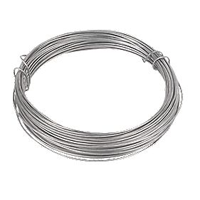 Apollo mm 2.5mm Galvanised Garden Wire x 25m