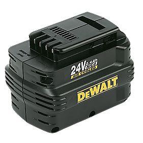 DeWalt DE0243 24V 2.0Ah Ni-Cd Battery