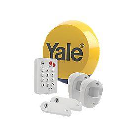 Yale Easy Fit Standard Wireless Alarm Kit