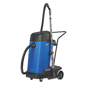 Nilfisk Maxxi 2-75WD 2400W 75Ltr Commercial Wet & Dry Vacuum Cleaner 240V