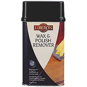 Liberon Wax & Polish Remover Clear 500ml