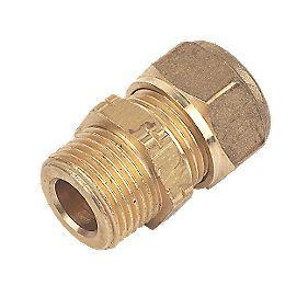 Male Coupler 10mm x ⅜""