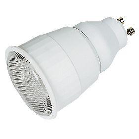 Halolite HA-GUF/64 Compact Fluorescent Lamp Warm White GU10 7W