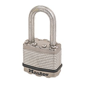 Master Lock Excell Laminated Padlock 45mm