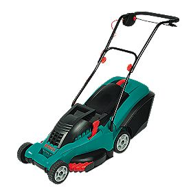 Bosch 1.7W cm Electric Rotary Lawn Mower 240V