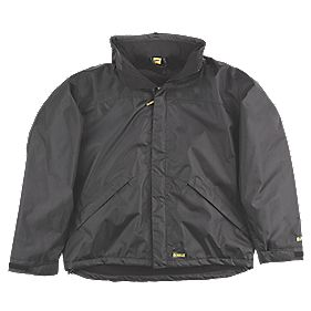 "DeWalt Site Jacket Black Large 42-44"" Chest"