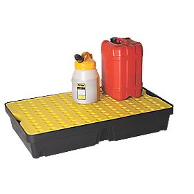 Prestige polyethylene 60L Spill Tray and grate