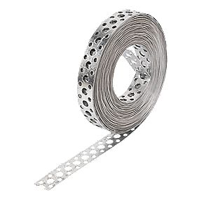 Sabrefix Builders Band Stainless Steel 20mm x 9.6m
