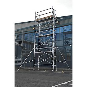 Lyte SF25NW62 Helix Narrow Width Industrial Tower 6.2m