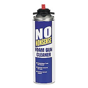 No Nonsense Foam Gun Cleaner 500ml