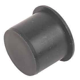 FloPlast Pushfit Socket Plug Black 32mm