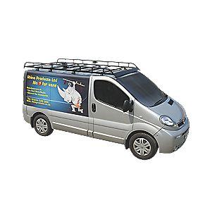 Rhino R576 Roof Rack W: 160cm (Vauxhall/Renault/Nissan)