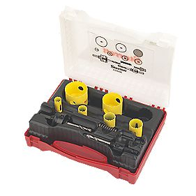 Starrett Electricians Holesaws Arbors & Ejector Spring Kit