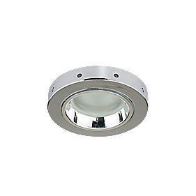 Respingo Mains LED Surround Bathroom Downlight Chrome 240V