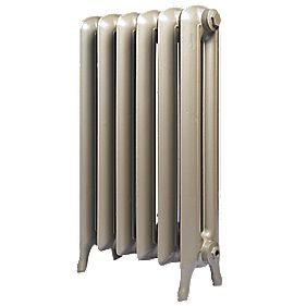 Cast Iron Princess 810 Designer Radiator Bronze H: 810 x W: 665mm