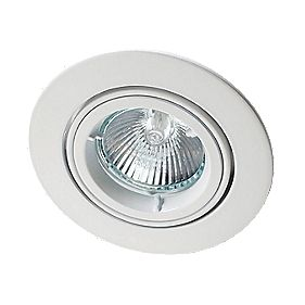 Robus Adjustable White Low Voltage Downlight 12V