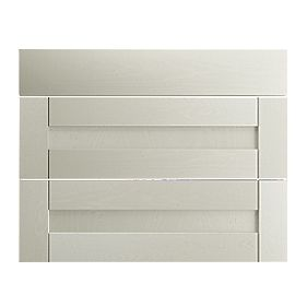 Mussel Kitchens Shaker Pan Drawer Fronts 900 x 715mm