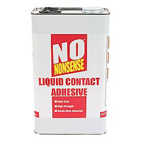 No Nonsense Contact Adhesive 5Ltr