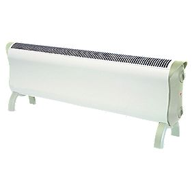 Dimplex DXLAT150cw Latitude Low Level Convector Heater 1.5kW